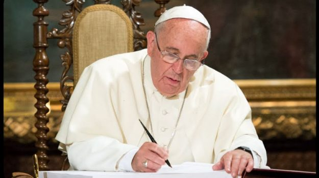 natale, presepe, Papa Francesco, Sicilia, Cronaca