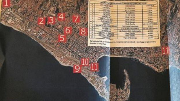 messina, parcheggi, Messina, Sicilia, Economia
