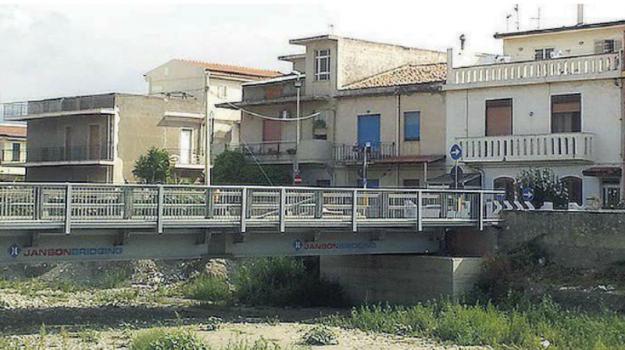 paralisi, ponte di calderà, ricostruzione, Armando Cappadona, Gaetano Schirò, Matteo Bonfiglio, Messina, Sicilia, Cronaca