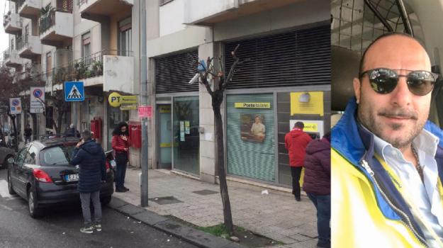 furto ufficio posta messina, postino pugile eroe messina, postino salva anziano da scippo, Andrea Cordone, Messina, Sicilia, Cronaca