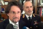 Sequestri ed estorsioni a Reggio, il procuratore: servono più giudici e forze dell'ordine