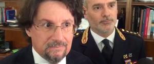 Giovanni Bomardieri e Gaetano Paci, al vertice della DDa reggina