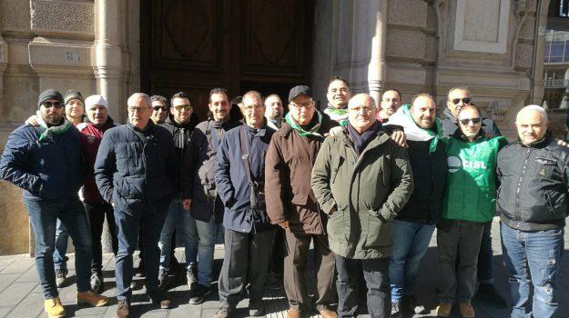 proitesta lavoratori catanzaro, vigilanza privata catanzaro, Catanzaro, Calabria, Economia