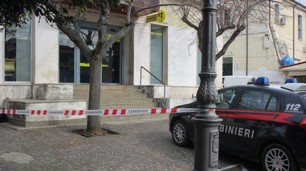 piazza 5 dicembre, rapina poste lamezia, rapina sambiase, Catanzaro, Calabria, Cronaca