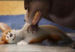«REX - Un cucciolo a palazzo» - Il trailer Nelle sale il cartoon che racconta le avventure e le disavventure di un cane della regina di Inghilterra che si imbatte nella realtà dei combattimenti - Corriere Tv