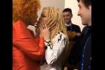 Sanremo 2019, Patty Pravo e Ornella Vanoni si baciano sulla bocca dietro le quinte