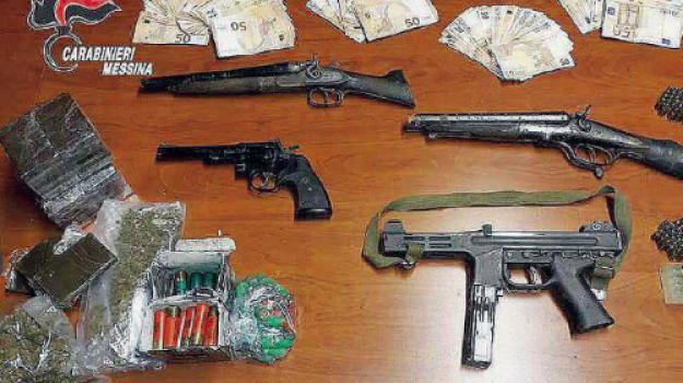 armi e droga messina, armi in casa a messina, condanna messina droga e armi, Vincenzo Costantino, Messina, Sicilia, Cronaca