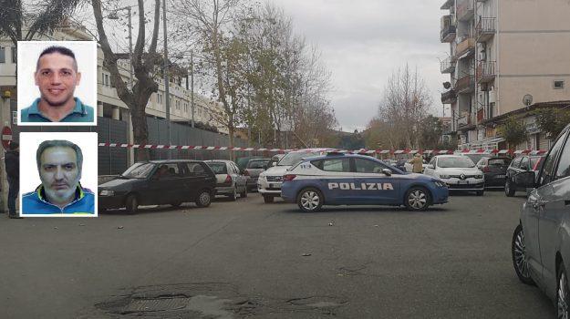 sparatoria fondo gesù, Gianluca La Forgia, Nicola De Giovanni, Catanzaro, Calabria, Cronaca
