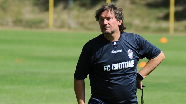 crotone calcio, serie b, Giovanni Stroppa, Catanzaro, Calabria, Sport