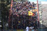 Reggio, lancio di sassi contro i pullman dei tifosi del Catanzaro al termine del derby