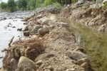 Un tratto del torrente Beltrame