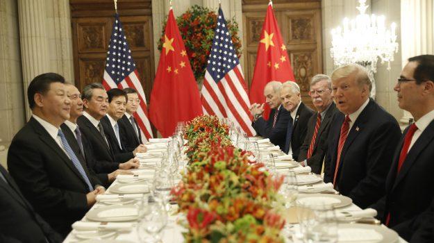 dazi cina, Donald Trumpi, Xi Jinping, Sicilia, Mondo