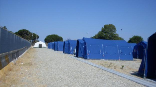 coronavirus, migranti, san ferdinando, tendopoli, Reggio, Calabria, Cronaca