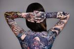 tatuaggi per 12,5 milioni di italiani