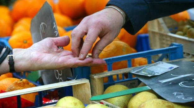 calo consumi, confesercenti, crisi commercio, Sicilia, Economia