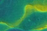 Foto satellitare di canali di Marte nei quali un tempo scorreva acqua (fonte: NASA/JPL/Univ. Arizona/UChicago)