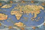 Opera riunisce 1280 mappe del XVI secolo