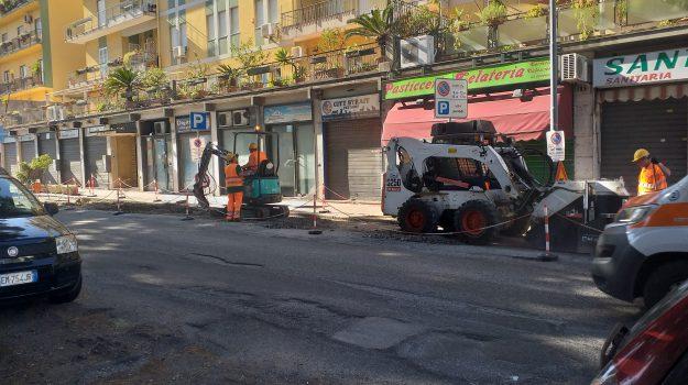 san camillo, strade chiuse, viabilità messina, Messina, Sicilia, Cronaca