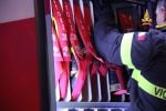 Cavallo cade in un canalone a Sorianello e viene soccorso dai Vigili del fuoco