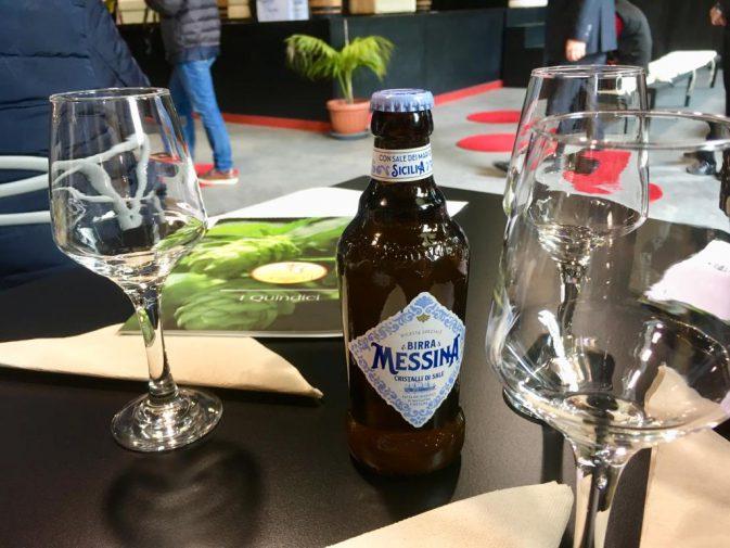 La nuova birra è frutto di un accordo con Heineken che torna a Messina
