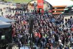 Moto: in 10.000 alla festa Aprilia, 700 in moto alla parata