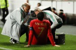 Soccer: Ronaldo says out for 'week or two'
