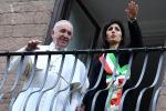 Rome needs care to avert degradation Pope tells city hall