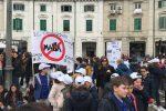 Messina, centinaia di giovani in piazza per ricordate tutte le vittime di mafia
