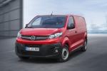 Opel, partiti ordini per la terza generazione di Vivaro