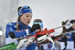 Biathlon: Wierer wins World Cup in Italy first