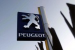 Il logo Peugeot