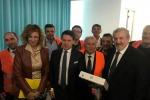 Conte a Lecce, vede olivicoltori e presenzia accordo Cnr-Eni