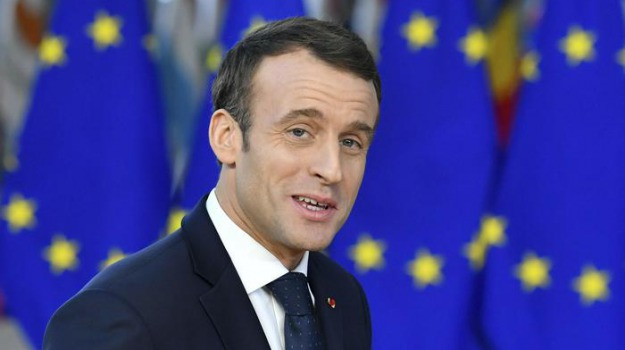 francia, reddito universale, Emmanuel Macron, Sicilia, Mondo