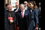 Protect Jerusalem says Jordan king at Assisi