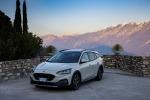 Ford, dopo Ka+ e Fiesta anche Focus: s'allarga famiglia Active