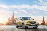 Grandland X guida offensiva Opel sul mercato russo