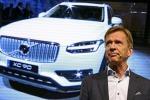 Volvo, nel 2025 margini auto elettriche come quelle standard