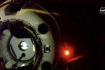 Capsula Crew Dragon agganciata alla Stazione Spaziale (fonte: SpaceX, NASA)