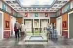 Via archeologia in centro storico Napoli