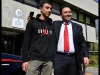 Father of terror bus hero boy says wants citizenship