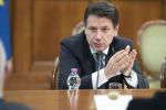 """Un piano per la Calabria, il premier Conte: """"Partiremo dall'emergenza sanitaria"""""""