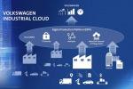 Gruppo Vw con Amazon Web Services realizza Industrial Cloud