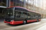 Bus elettrici a guida autonoma, test Scania in Svezia