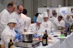 Un momento della sfida Altrementi Chef - Cooking4All