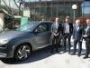 A22: consegnato nuovo Suv Hyundai a idrogeno