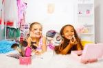Cosmetici per bambini, trovato amianto nei prodotti di due aziende Usa