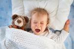 Un bambino su quattro sotto i 5 anni non dorme bene