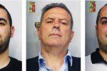 Achille Scutellà, Giuseppe Trimboli, Antonio Cutrì