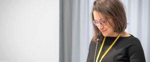 Anna Pittelli, rappresentante dei giovani calabresi del Pd