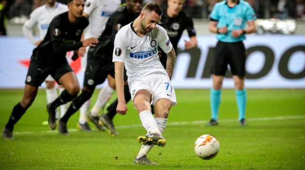 eintracht-inter, europa league, Sicilia, Sport